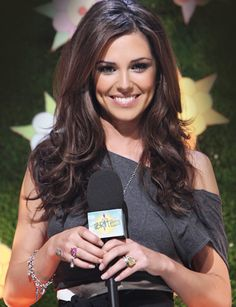 Cheryl Cole hair ....she is SO pretty! great hair, makeup is perfect and those dimples! :) LOVE