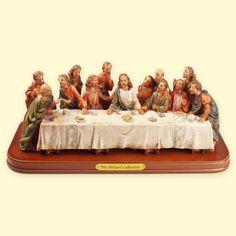 """SHOP-PARADISE.COM:  Figur """"Abendmahl"""" 10 cm 17,99 €"""