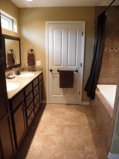 Additional bedrooms share jack n jill bathroom light the - Jack n jill bathroom ...