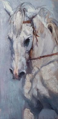 Painting by Jill Soukup