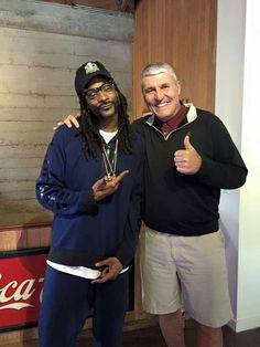 Snoop & Mark Rypien