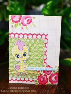 PKS March Sneak Peeks :: Day #2 | Peachy Keen Stamps | Peach-tinted clear stamp company based in Green Bay, WI. We specialize in stamp, patt...