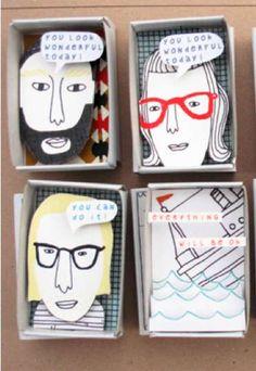 15 Charming Matchbox Interpretations - From Matchbox Art Galleries to Miniature Matchbox Gardens (TOPLIST)