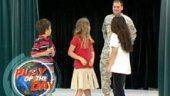 Made me cry--daughter surprised by soldier father at her spelling bee