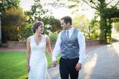 Gorgeous photo of a beautiful couple #thompsonhouseandgardens