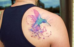 @Melanie Bauer Adams you should try water color tat where your bird is lol