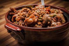 Fenek il-forn / Rabbit stew
