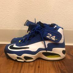 finest selection 253b6 650fc Nike Shoes   Nike Ken Griffey Jr Air Max 1 Sz 9   Color  Blue