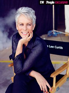 Scream Queens' Jamie Lee Curtis Discusses What She Learned from Her Famous Parents  Movie News, TV News, Jamie Lee Curtis, Janet Leigh, Tony Curtis