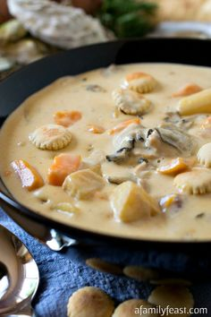 Matunuck Oyster Bar Stew - Enjoy a taste of Rhode Island. This fantastic stew is shared by the executive chef of this popular coastal restaurant.