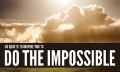 Blog of impossible things