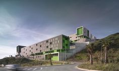 317 SOCIAL HOUSING UNITS by SV60 Arquitectos as Architects