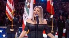 Singer Fergie slammed for 'horrendous' rendition of the National Anthem. #Fergie #NBAAllStars #NationalAnthem #Trending