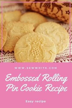 Roll Out Cookie Dough Recipe, Easy Biscuit Recipe, Cookie Dough Recipes, Sugar Cookie Dough, Best Cookie Recipes, Roll Cookies, Best Sugar Cookies, Biscuit Cookies, Sugar Cookies Recipe