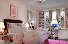 amazing older girl's bedroom/Cullman & Kravis
