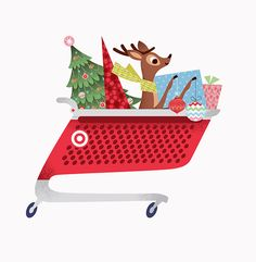 Lab Partners is the design and illustration studio of Sarah Labieniec and Ryan Meis. Flat Design, Toy Chest, Storage Chest, Lab, Packaging, Seasons, Toys, Illustration, Target