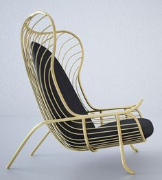 se collection jaime hayon armchair Stylish Frame Chairs to be Showcased at London Design Festival
