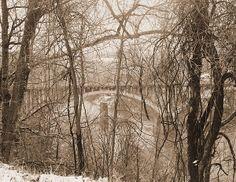 Title  Million Dollar Bridge  Artist  Howard Tenke  Medium  Photograph - Photography