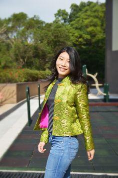 Chinese Silk Brocade Jackets