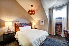 The Crawford Hotel – Denver Union Station by Tryba Architects & JG Johnson Architects, Denver – Colorado » Retail Design Blog