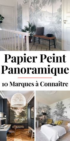 Panoramic Wallpaper 10 Brands to Know