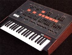 My amazing little Arp Odyssey - vintage analog #synth with fat, evolving sounds