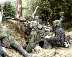 """1,300 Likes, 2 Comments - Historians Union (@war_colourised) on Instagram: """"""""Battle of the Bocage"""" Normandy was the scene of furious fightings for several weeks after June 6,…"""""""