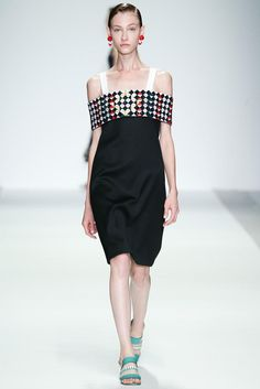 Holly Fulton #LFW #SS15