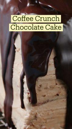 Fun Baking Recipes, Sweet Recipes, Cake Recipes, Dessert Recipes, Cooking Recipes, Köstliche Desserts, Delicious Desserts, Yummy Food, Cupcake Cakes