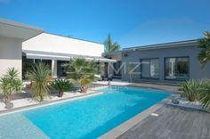 Mandelieu-La-Napoule - Contemporary villa   Michaël Zingraf