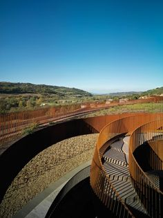 antinori winery - firenze italy - archea associati - photo by pietro savorelli