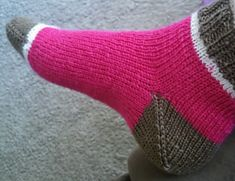 This is my pattern I created for knitting Two At A Time Toe-Up Socks.