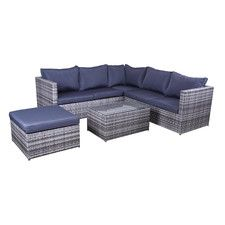 Stinson 2 Piece Deep Seating Group