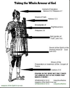 Armor of God This is just cool.