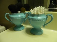 Or If Have Silverplate Tea Services But Don T Drink And Like Polishing These Are The New Additions To My Bathroom