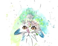 """Check out new work on my @Behance portfolio: """"Animaux Abandonnés"""" http://be.net/gallery/63016555/Animaux-Abandonns"""