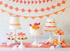 grey likes weddings - melangerie - tangram puzzle printable parties - wedding cake Dessert Buffet, Dessert Bars, Dessert Tables, Party Tables, Tangram Puzzles, Geometric Wedding, Geometric Decor, Geometric Shapes, Cake Table