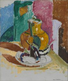Matisse: Yellow Pottery from Provence