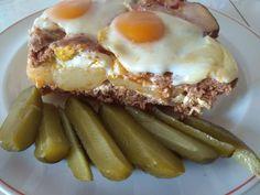 Balerina, Sausage, Toast, Eggs, Beef, Cooking, Breakfast, Gastronomia, Food
