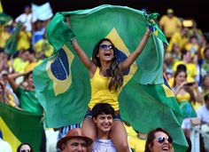 An open letter to the Brazilian Team.