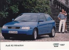 Audi A3 Attraction (1997)