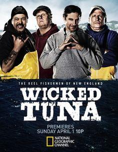 <3 Wicked Tuna!!