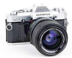Olympus OM-30 (OM-F in the US), 1983-1987