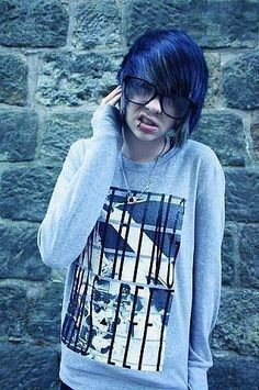 ((Changing Adams FC to emo guys with glasses)) D-dylan can we p-please t-talk p-please all I ask for is for us to talk.... ~ Adam