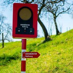 Radioweg Beromünster //radio trail #swissspots #switzerland #beromuenster