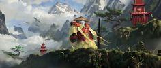 World of Warcraft: Mists of Pandaria, jogo chega em setembro - http://bagarai.com.br/world-of-warcraft-mists-of-pandaria-jogo-chega-em-setembro.html