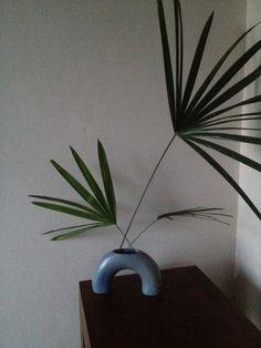 wheel-thrown arch vase, natalie weinberger ceramics