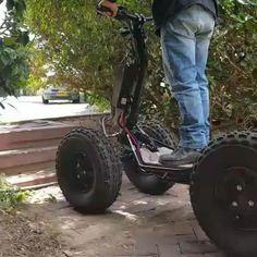 DSRAIDER and EZRAIDER 4 wheel electric vehicles from Israel | EvNerds