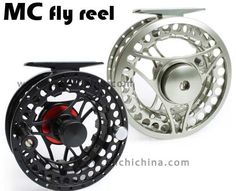 MC CNC Fly Reel