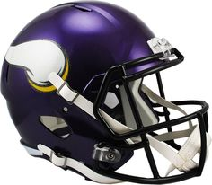 Riddell Minnesota Vikings 2016 Replica Speed Full-Size Helmet 2d6165e61